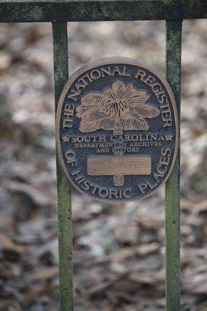 Yemassee, Νότια Καρολίνα: Listed on the NRHP
