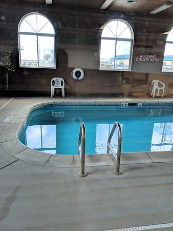 El Paso, IL: Indoor pool