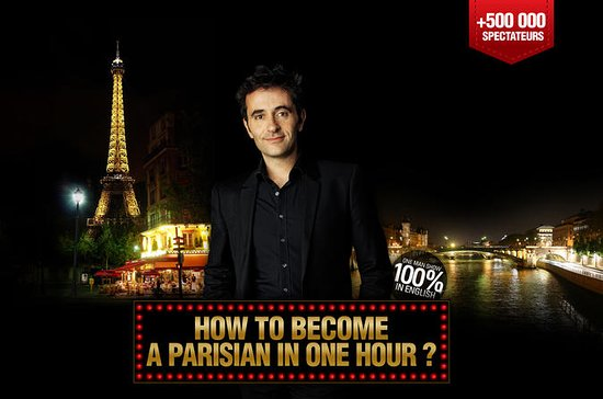 How to Become a Parisian in One Hour ...