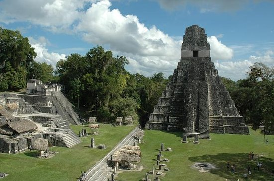 Private Tikal Mayan City Tour with...