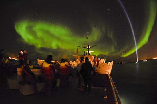 Northern Lights Cruise from Downtown...