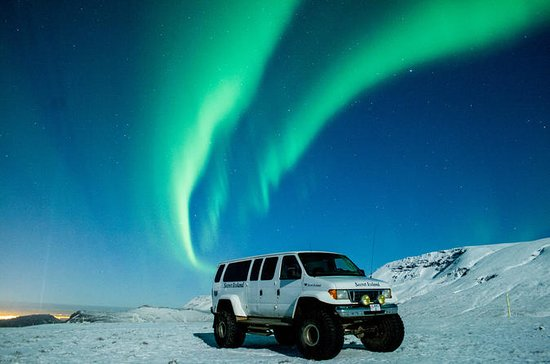 Privat 4x4 Northern Lights Hunt fra...