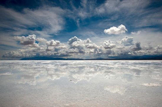 Full-Day Salt Flats Tour from Salta