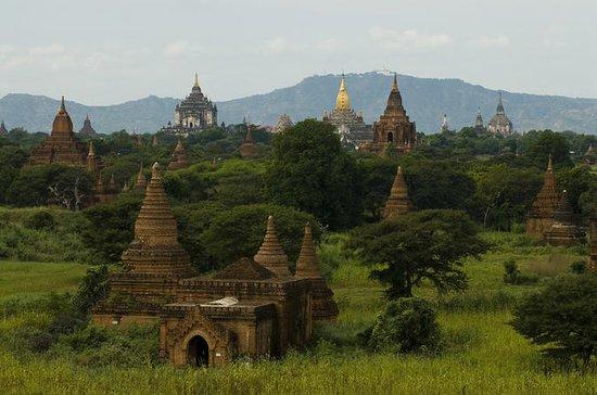 Autentisk Bagan Tour med kvelden Horse...