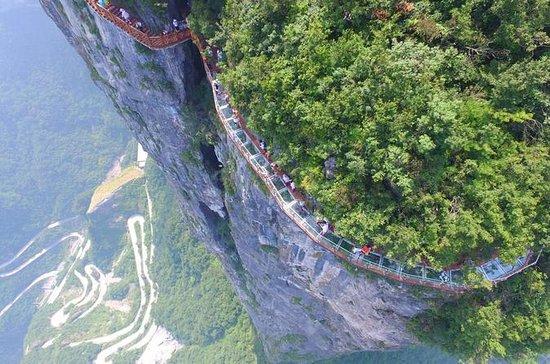 Private Zhangjiajie Tianmen Mountain...