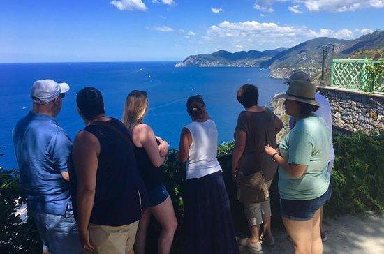 Excursion à terre à Cinque Terre et...
