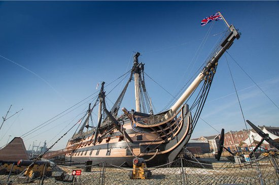 Portsmouth Historic Dockyard: The...