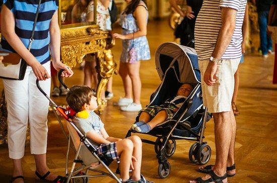 Versalles: tour privado de 2 horas...