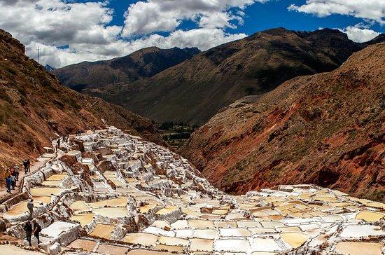 聖なる谷クスコの半日MarasとMoray