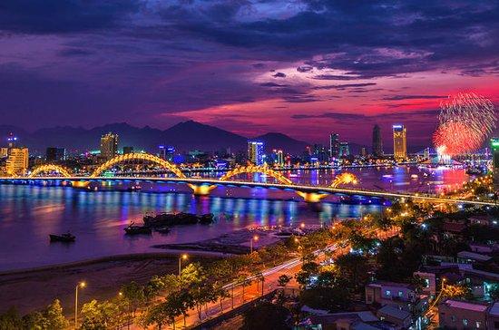 Da Nang om natten fra Hoi An: Linh...