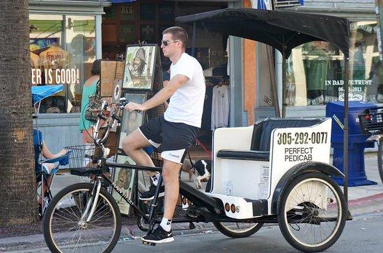 Hour Pedicab SightSeeing Ride