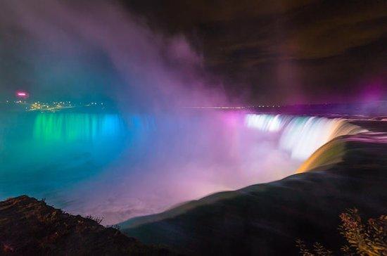 Niagara Falls Illumination Tour