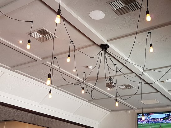 Love The Lights Picture Of Dale Bar And Bistro