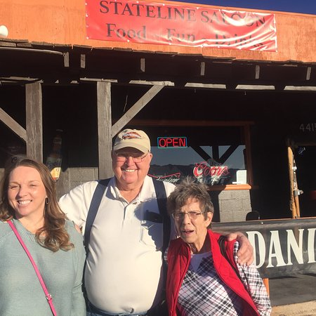 Amargosa Valley, NV: Stateline Saloon & Cafe