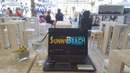 Bedroom Beach Club: Www.SunnyBeachBulgaria.eu