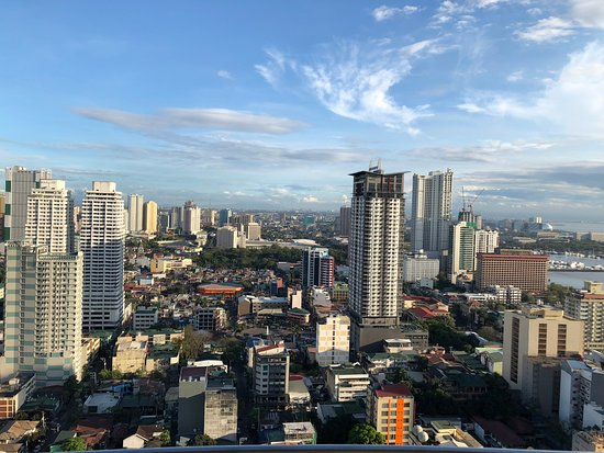 Regency Grand Suites: View from the 34th floor
