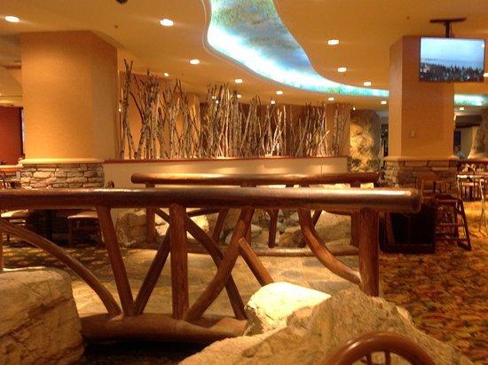 Harrah S Lake Tahoe Restaurant On Lower Level