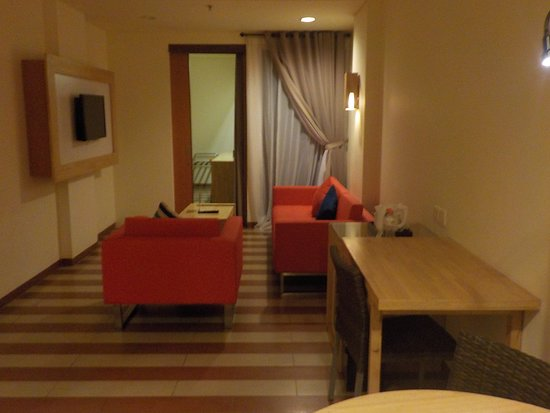 The ONE Legian: Living Room