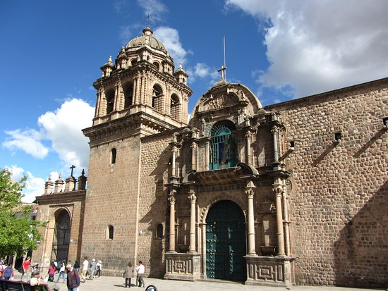 Church and Convent of Our Lady of Mercy (Iglesia de La Merced): 2 Iglesia de La Merced
