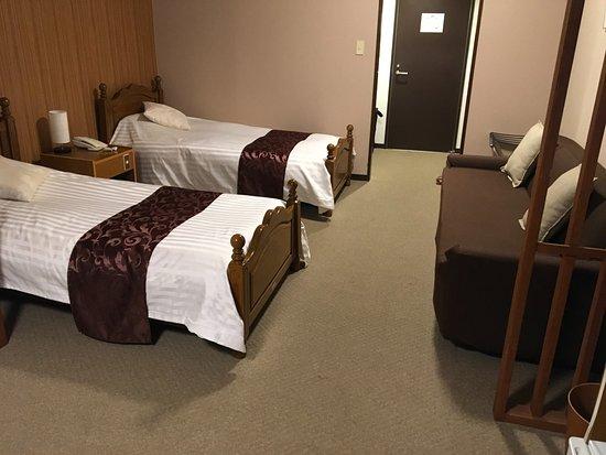 Takamiya Village Hotel Jurin: ツインルーム