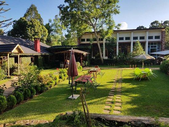 Entrance - Picture of Lawns Hotel, Lushoto - Tripadvisor
