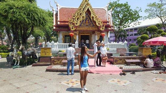 Muang Tak, Thaïlande: Shrine of King Taksin the Great