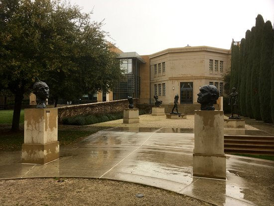 Palo Alto, CA: The Rodin Sculpture Garden I