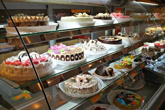 Rudnyy, Kazakhstan: вкуснейшие торты