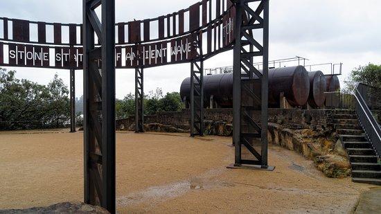 Birchgrove, أستراليا: Industrial Art
