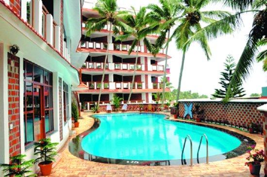 Sagara Beach Resort Kovalam Review