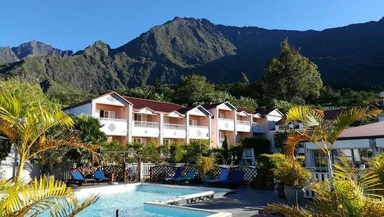 Hotel des Neiges, hôtels à Saint-Gilles-Les-Bains