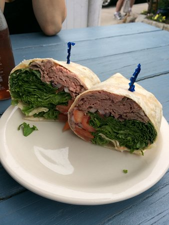 Woods Hole, MA: Ronin's #2 Rollup