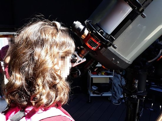 1010 Asteroskopeion: School presentations & workshops on Astronomy