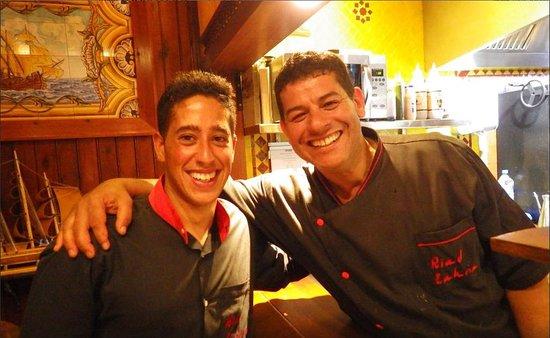 Zahra's Grill: The staff !!!