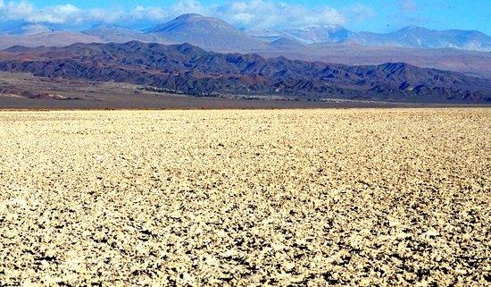 Salar de Atacama: Lakes of Salt, Atacama Desert: These are the vast salt flats of Chile.