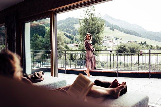 Zoblen, Austria: Wellness