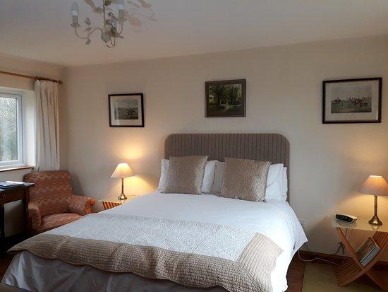 Bradley, UK: Orchard Room
