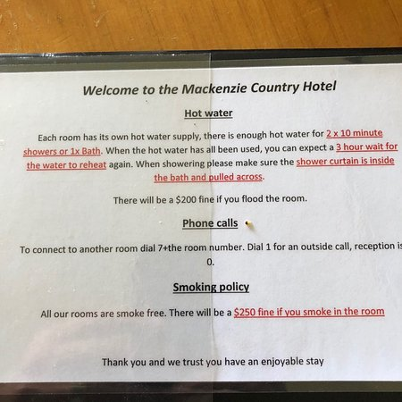 Mackenzie Country Inn: photo1.jpg