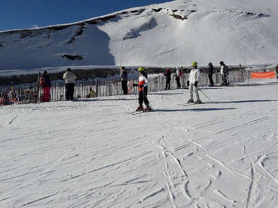 Saint Lary Soulan Ski Resort: Les pistes
