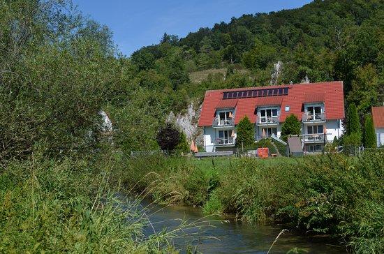 Hayingen, Almanya: Ferienhaus mit 8 Wohnungen im Biosphärengebiet Schwäbische Alb