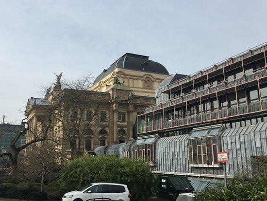 Staatstheater und Oper: Hessisches Staatstheater (State Theatre), Wiesbaden, Germany