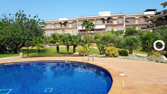 Golden beach apartamentos updated 2017 apartment reviews price comparison sant carles de la - Apartamentos sant carles de la rapita ...