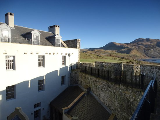 Kilchoan, UK: View from the Battlements