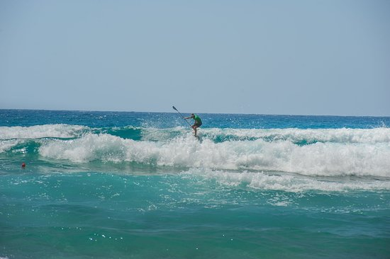 Falassarna, Griekenland: Surf