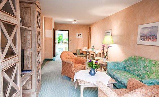 Weinert's Genuss & Gastlichkeit: Einrichtungsbeispiel Doppelzimmer/ Appartement