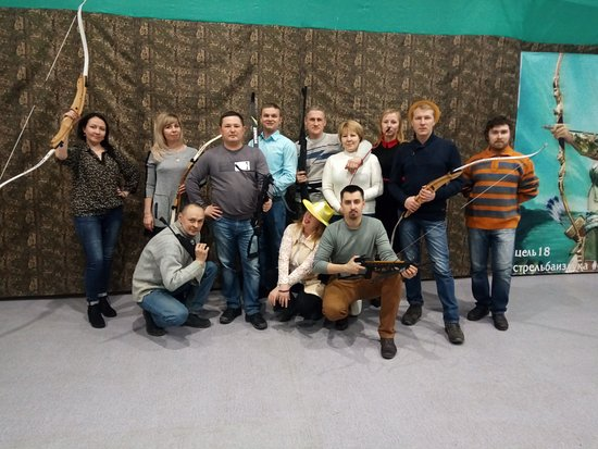 Tsel 18 Family Pistol Club