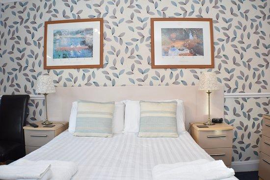 The Headlands Hotel: First floor Double en-suite