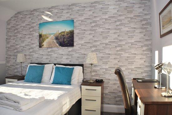 The Headlands Hotel: 2nd Floor Double en-suite