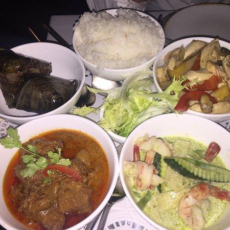 Restaurante thai gardens en madrid con cocina tailandesa for Cocina tailandesa madrid
