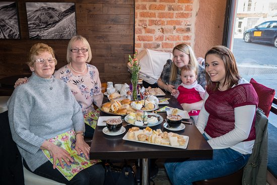 Lockerbie, UK: Loved Mums - Mother's Day 2018
